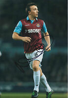 Mark NOBLE SIGNED COA Autograph 12x8 Photo AFTAL West Ham UNITED HAMMERS