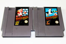 SUPER MARIO BROS + DUCK HUNT - NES - LOOSE