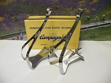 Campagnolo  nuovo record  toeclips in box , size Large ,NOS