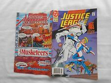 JUSTICE LEAGUE EUROPE-DC--# 38-MAY,1992