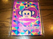 McDonald's Paul Frank Julius Journal with Stickers Happy Meal Toy 2014 3+ NIP #6
