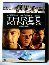 Dvd Three Kings - ed. Snapper con George Clooney 1999 Usato fuori cat.