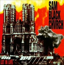Let In Life by Sam Black Church (Cassette, Oct-1993, Taang! Records)