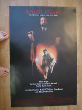Movie Poster: ANGEL HEART (Tristar, 1987) Original American One Sheet Robert De