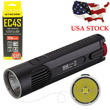 US STOCK NiteCore EC4S CREE XHP50 LED 18650 Flashlight 2150 Lumens