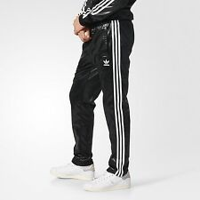 adidas Originals Chile Track Pants Shiny Wet Look XL