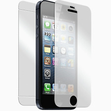 New Screen Protector for iPhone 5S Full Body Back & Front + LCD Cloth #337