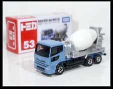 TOMICA #53 NISSAN DIESEL QUON MIXER CAR TOMY DIECAST CAR