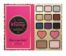 Too Faced The Power of Makeup By Nikkie Tutorials Eye Shadow Palette Set BNIB