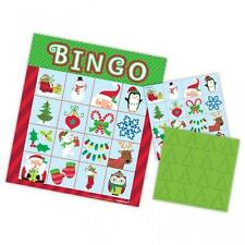 Christmas Bingo Party Game for 16 Players