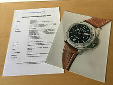 Press Kit PANERAI Luminor Amagnetic - Picture + Details - Watch NOT Included