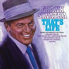 That's Life by Frank Sinatra PROMO CD West Germany