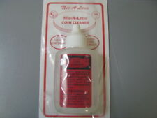 Nic-O-Lene Coin Cleaner 1.25oz