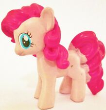 PINKIE PIE My Little Pony FRIENDSHIP IS MAGIC TV PVC TOY Figure CUP CAKE TOPPER!