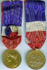Médaille en variante - Minsitère travail sécurité sociale HUSSINGER 1959 officie