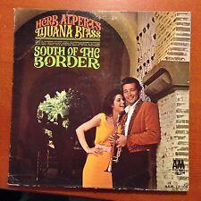 Herb Alpert's Tijuana Brass-South of the Border-LP-A&M