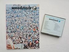 Woodstock Song Book and Double CD Songs and Photos 1970 Michael Wadleigh