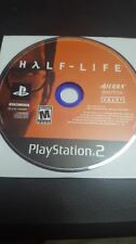 Half-Life (Sony PlayStation 2, 2001) Disc Only