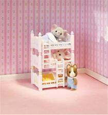 CALICO CRITTERS #CC2624 Triple Baby Bunk Beds - New Factory Sealed - Sylvanian