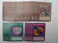 Beast Machine King Barbaros Ur Deck * Ready To Play * Yu-gi-oh