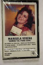 Somos Tal Para Cual by Marisela Verena (1990) (Audio Cassette Sealed)Label: Sony