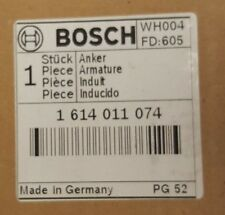BOSCH 1614011074 ARMATURE FOR 11316EVS  'NEW'