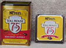 Nestle's Toll House Tin 75 Years Commeorative ~His One Weakness~ #43546567