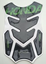 Resin Bike Motorcycle Tank Pad Protector Honda Honda Green