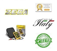 Tester batteria e alternatore 12 Volts con display digitale Zeca articolo 210.
