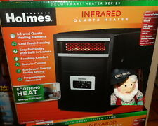 HOLMES Programmable Infrared Quartz Heater HRH6403ERE Console Remote Control NEW