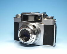 Agfa Silette SLE mit Color-Solinar 2.8/50 Photographica - (100201)