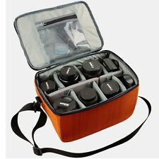 NEW DSLR SLR Camera Insert Partition Flexible Folding Padded Bags Dividers Case