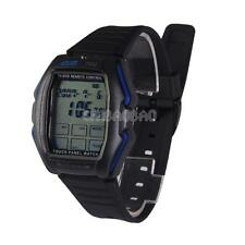LCD Digital Touch Screen Panel Remote Control TV/DVD Function Sport Wrist Watch