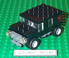 Lego Mini JEEP / HUMMER from Set 7602