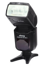 Oloong SP690II i-TTL Auto Zoom Flash Speelite for Nikon DSLR GN50 +  Diffuser