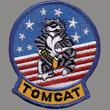 Aviation Patch F14 TOMCAT US Air Force F 14 Top Gun