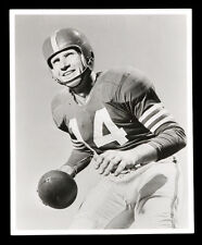 1956 Y.A. Tittle - Vintage Football photograph Used for Topps Football Card