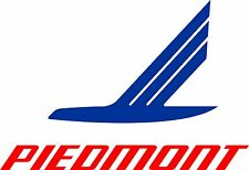 PIEDMONT AIRLINE  Banner- Vintage Logo  FREE SHIPPING