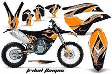 AMR Racing Husaberg FS/FE 450-670 Graphic Kit Bike Decal MX Part 09-12 TFLAME O