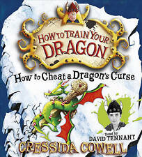 How To Train Your Dragon: How To Cheat A Dragon's Curse, Cressida Cowell