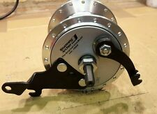 Sturmey Archer RX RD3 rear 3 speed hub with drum brake.