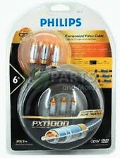 Philips PXT1116 Component Video Cable NEW 6'
