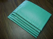 50 Teal 4 x 8 Color Bubble Mailer Self Seal Envelope Padded Mailer
