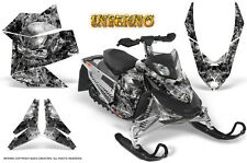 SKI-DOO REV XP SNOWMOBILE SLED GRAPHICS KIT WRAP CREATORX DECALS INFERNO S