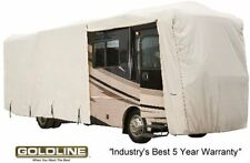 Goldline Class A RV Trailer Cover 16 to 18 foot Grey