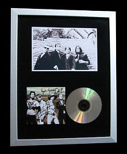 JANE'S ADDICTION+SIGNED+FRAMED+STRAYS+BECAUSE=100% AUTHENTIC+EXPRESS GLOBAL SHIP
