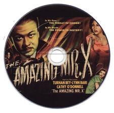 The Amazing Mr. X (1948) Film-Noir, Thriller Movie on DVD