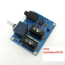 HIFI Upgrade version RA1 Headphone Amplifier DIY KIT unsoldered with ALPS RK27