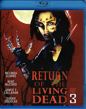 Return of the living Dead 3 , 100% uncut , Blu_Ray , new / sealed , Brian Yuzna
