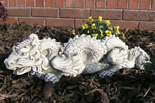 The oriental dragon large mold latex and fiberglass concrete NEW mold